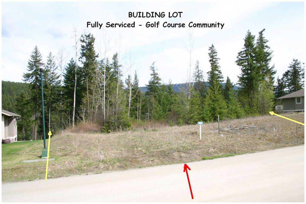 Main Photo: Lot 9 Sunnydale DR in Blind Bay: Shuswap Lake Estates Vacant Land for sale : MLS®# 10058436