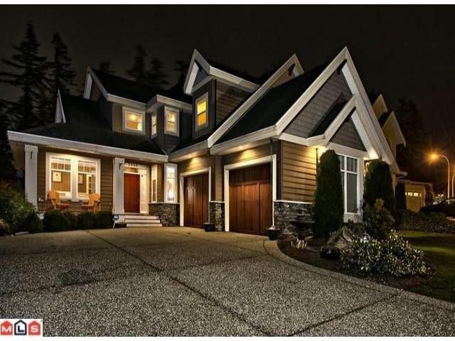 "Main Photo: 2888  147A ST in Surrey: Elgin Chantrell House for sale in ""Heritage Trails"" (South Surrey White Rock)  : MLS®# F1209944"