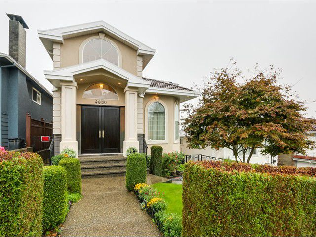 Main Photo: 4830 ALBERT Street in Burnaby: Capitol Hill BN House for sale (Burnaby North)  : MLS®# V1088097