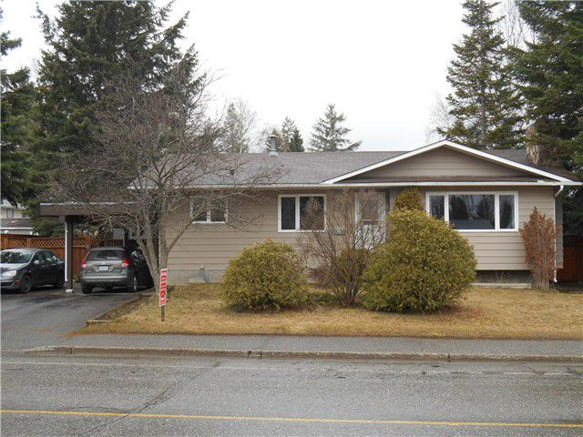 Main Photo: 7295 GLADSTONE Drive in Prince George: Lower College House for sale (PG City South (Zone 74))  : MLS®# N243679