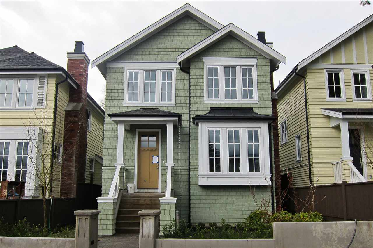 Main Photo: 3516 W 17TH Avenue in Vancouver: Dunbar House for sale (Vancouver West)  : MLS®# R2033448