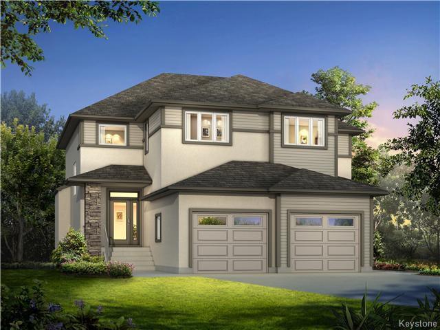 Main Photo: 176 Larry Vickar Drive West in Winnipeg: Transcona Residential for sale (North East Winnipeg)  : MLS®# 1606639
