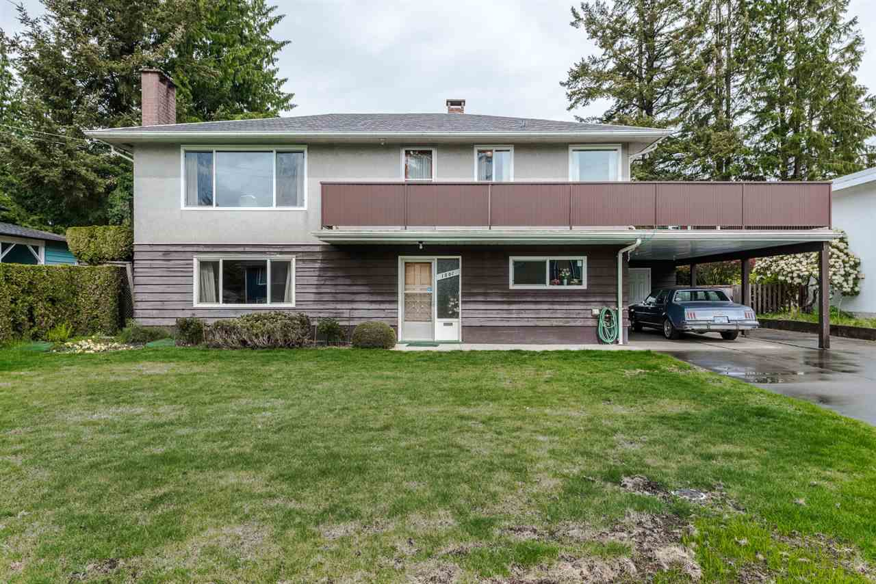 Main Photo: 1801 WOODVALE Avenue in Coquitlam: Central Coquitlam House for sale : MLS®# R2057117