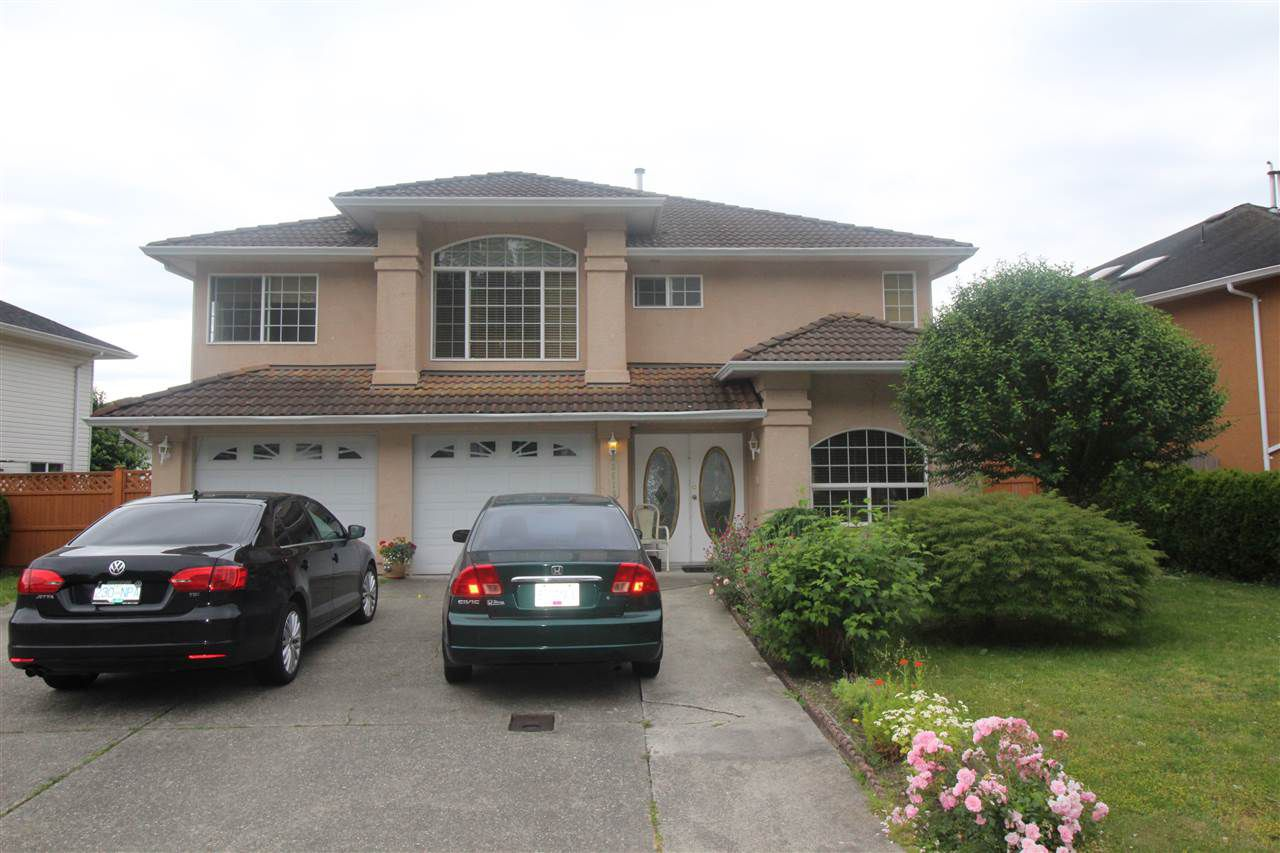 Main Photo: 3518 GALIANO Drive in Abbotsford: Abbotsford West House for sale : MLS®# R2079163