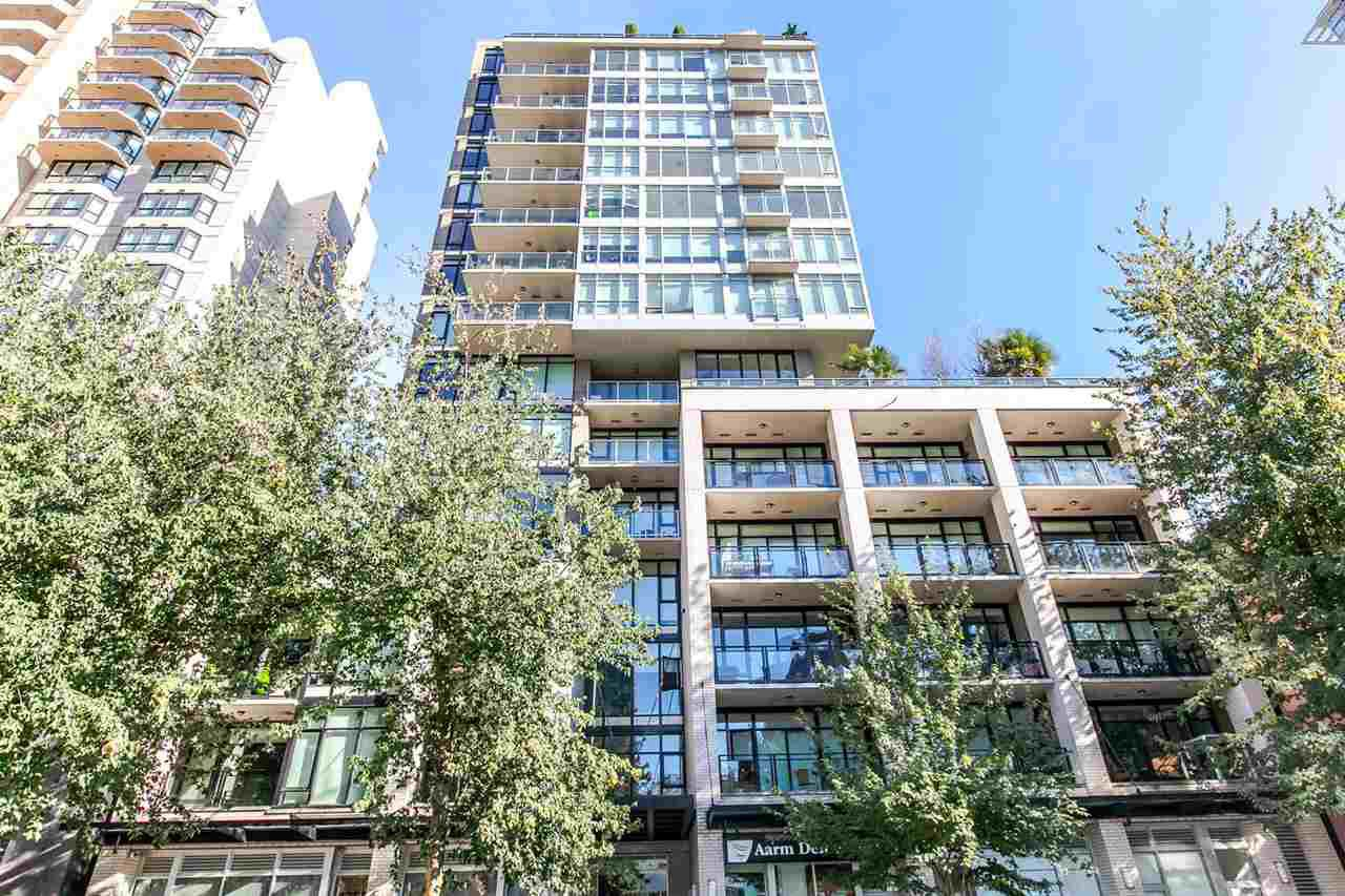 """Main Photo: 503 1252 HORNBY Street in Vancouver: Downtown VW Condo for sale in """"Pure"""" (Vancouver West)  : MLS®# R2106411"""