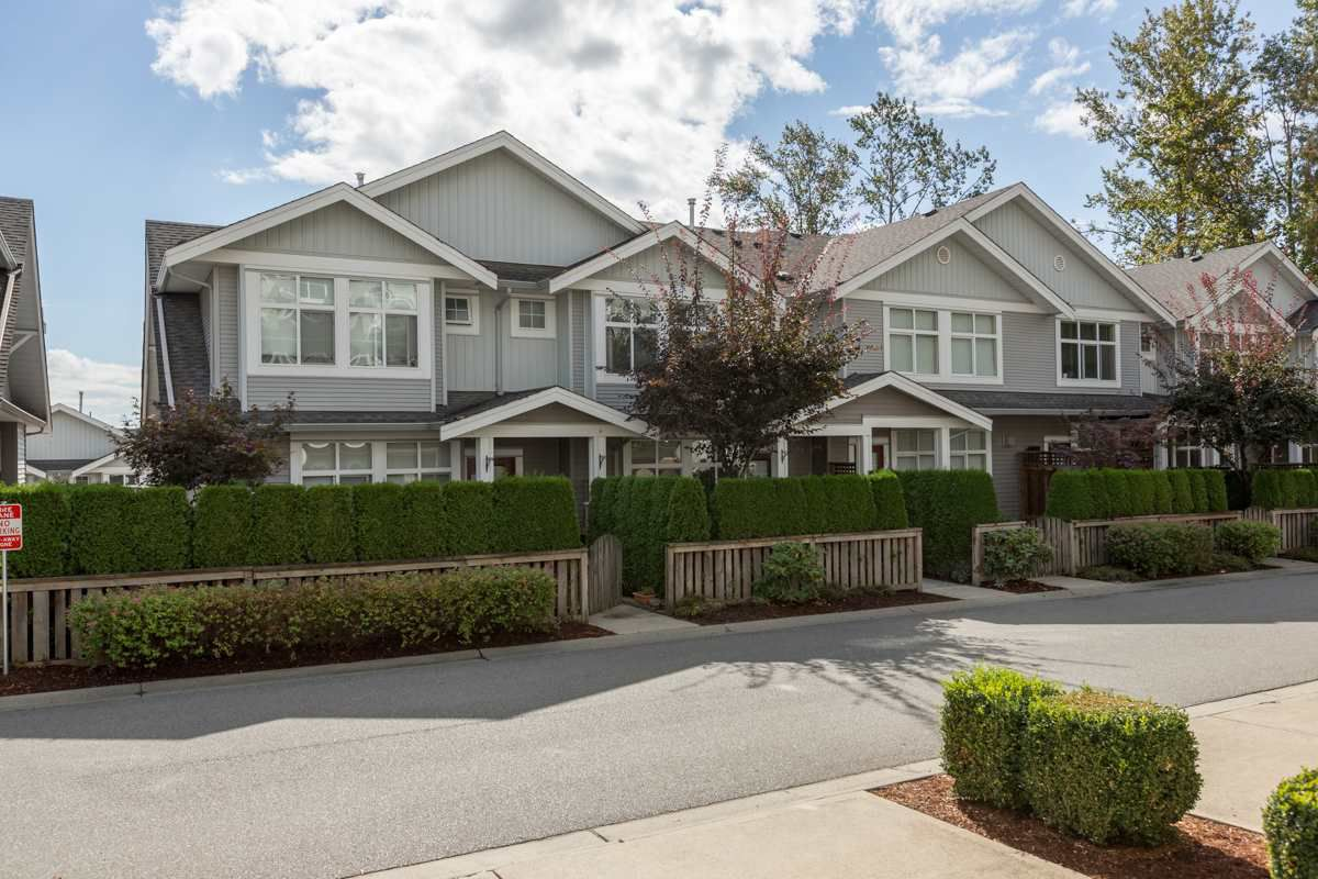 """Main Photo: 107 20449 66 Avenue in Langley: Willoughby Heights Townhouse for sale in """"Natures Landing"""" : MLS®# R2110204"""