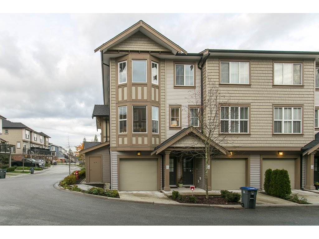 Main Photo: 71 14838 61 AVENUE in : Sullivan Station Townhouse for sale : MLS®# R2123525
