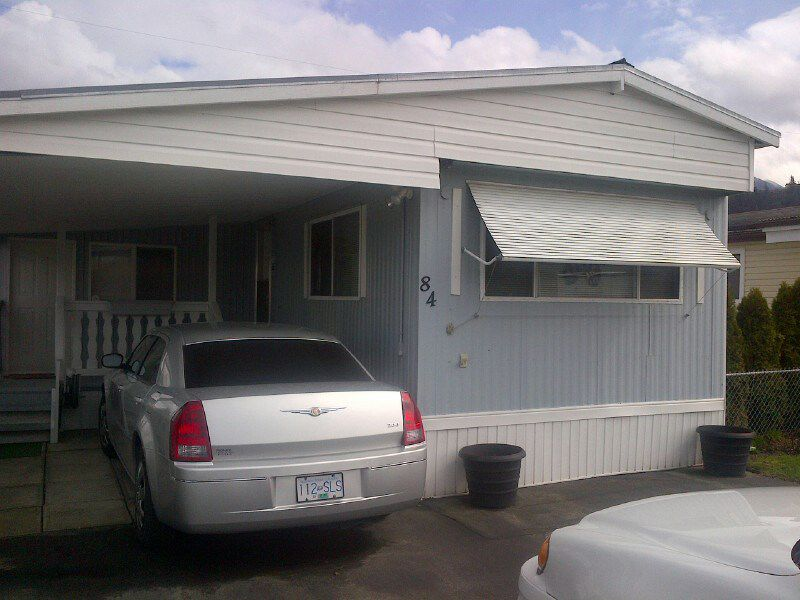 Main Photo: 84 45640 WATSON Road in Sardis: Vedder S Watson-Promontory Manufactured Home for sale : MLS®# R2159938