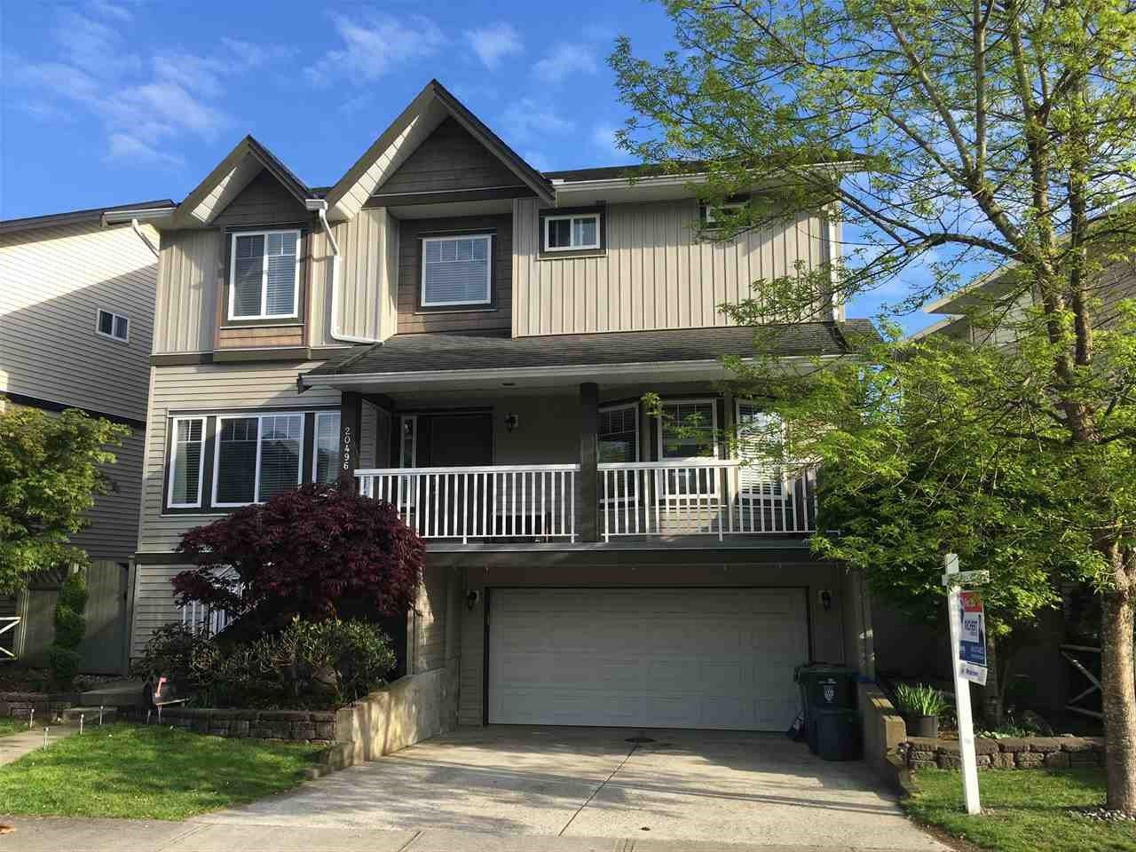 """Main Photo: 20496 67 Avenue in Langley: Willoughby Heights House for sale in """"Willow Ridge"""" : MLS®# R2163974"""