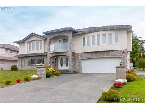 Main Photo: 4679 Firbank Lane in VICTORIA: SE Sunnymead Single Family Detached for sale (Saanich East)  : MLS®# 378125