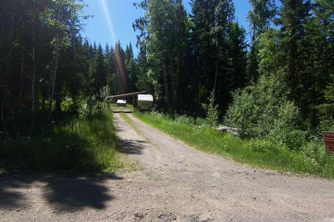 Main Photo: 3940 KAETLER Road in Quesnel: Quesnel - Rural North Home for sale (Quesnel (Zone 28))  : MLS®# R2182174
