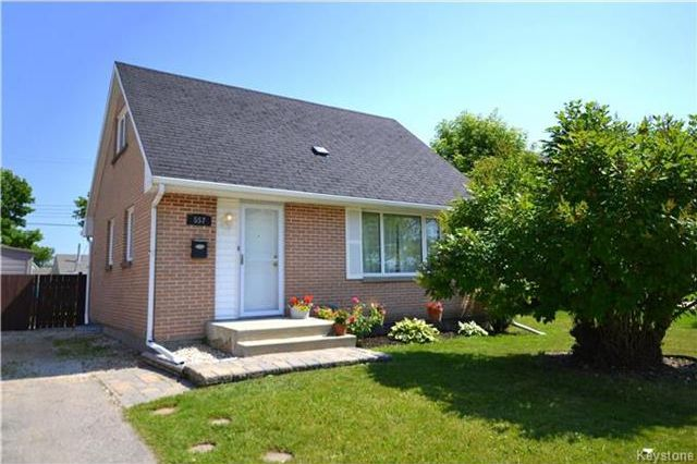 Main Photo: 557 Whytewold Road in Winnipeg: Jameswood Residential for sale (5F)  : MLS®# 1719696