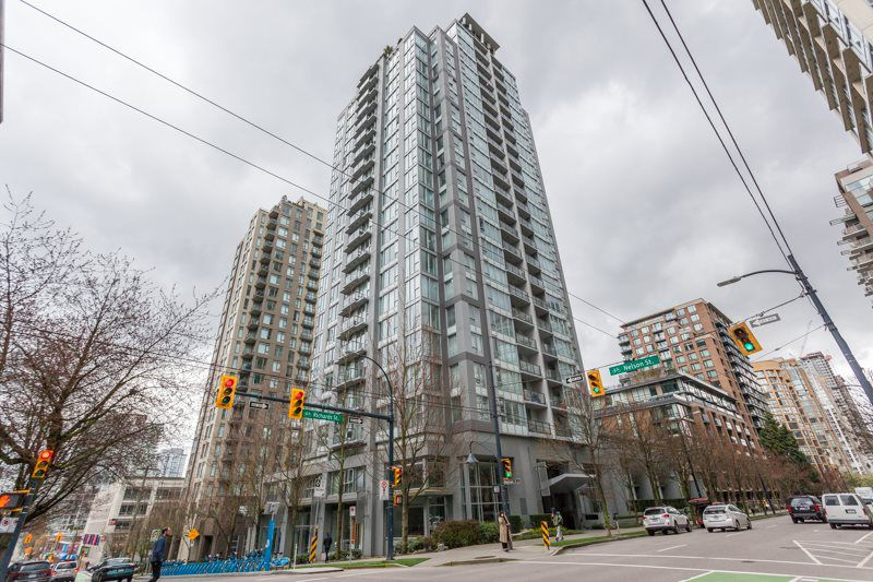 "Main Photo: 1604 1010 RICHARDS Street in Vancouver: Yaletown Condo for sale in ""The Gallery"" (Vancouver West)  : MLS®# R2204438"