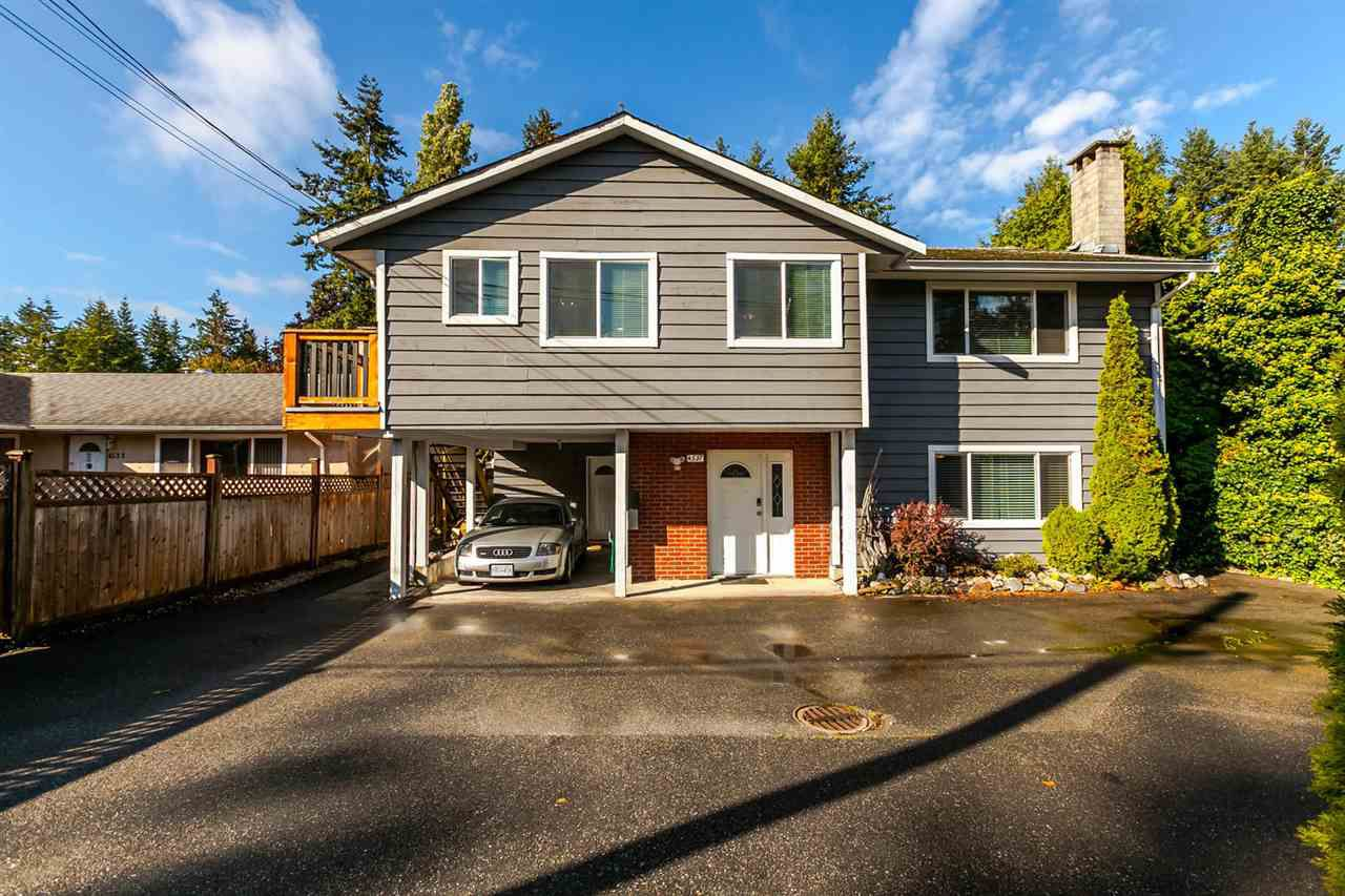 """Main Photo: 4537 208TH Street in Langley: Langley City House for sale in """"Uplands"""" : MLS®# R2214110"""