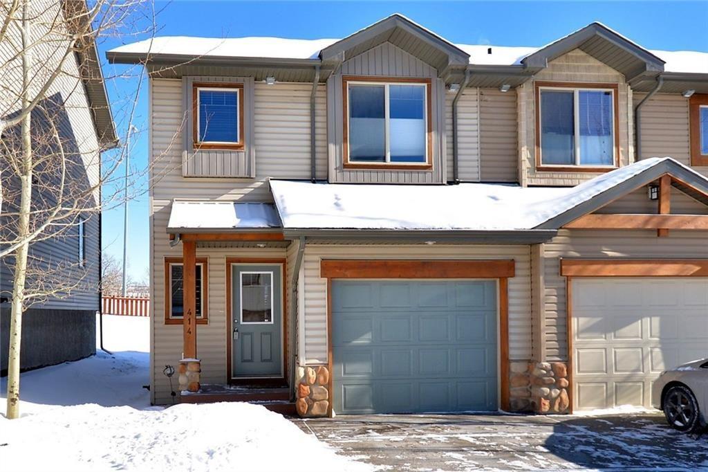 Main Photo: 414 413 RIVER Avenue: Cochrane House for sale : MLS®# C4166775