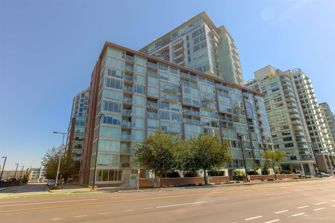 """Main Photo: 510 1618 QUEBEC Street in Vancouver: Mount Pleasant VE Condo for sale in """"CENTRAL"""" (Vancouver East)  : MLS®# R2305441"""