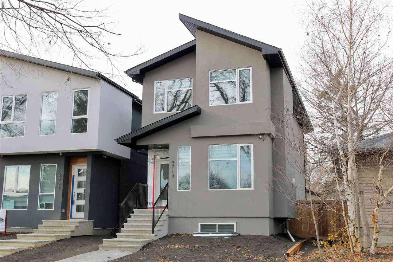 Main Photo: 9710 75A Street NW in Edmonton: Zone 18 House for sale : MLS®# E4134900
