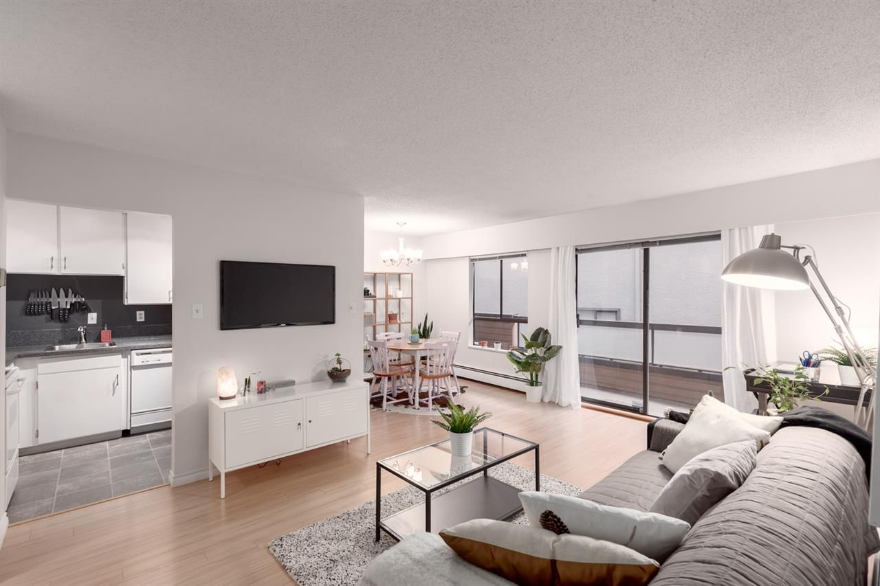 """Main Photo: 204 1930 W 3RD Avenue in Vancouver: Kitsilano Condo for sale in """"The Westview"""" (Vancouver West)  : MLS®# R2348244"""