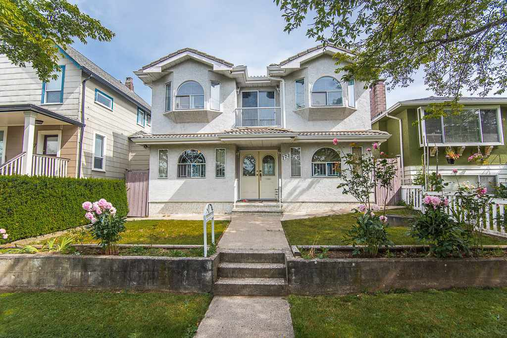 Main Photo: 773 E 59TH Avenue in Vancouver: South Vancouver House for sale (Vancouver East)  : MLS®# R2376928