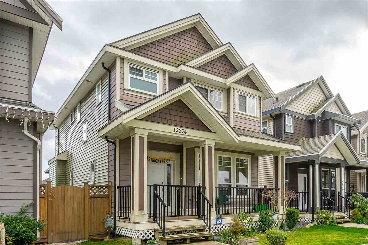 Main Photo: 12874 60 Avenue in Surrey: Panorama Ridge House for sale : MLS®# R2382051