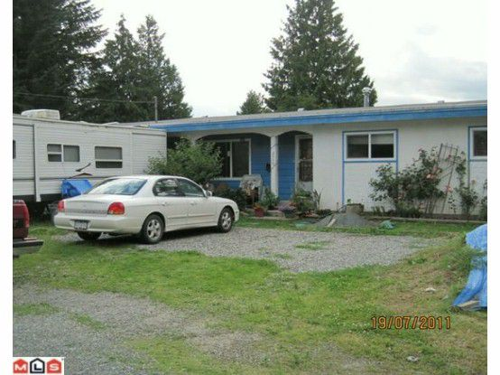 Main Photo: 2115 BEAVER Street in Abbotsford: Abbotsford West House for sale : MLS®# F1118262