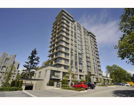 """Main Photo: #1103 5989 Walter Gage Rd in Vancouver: University VW Condo for sale in """"CORUS"""" (Vancouver West)"""