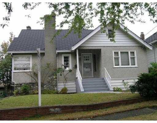 Main Photo: 1175 E 26TH AV in Vancouver: Knight House for sale (Vancouver East)  : MLS®# V590374