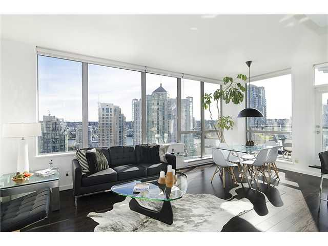 Main Photo: # PH3 1295 RICHARDS ST in Vancouver: Downtown VW Condo for sale (Vancouver West)  : MLS®# V994768