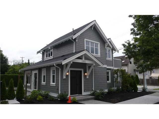 Main Photo: 2883 COLUMBIA Street in Vancouver West: Mount Pleasant VW Home for sale ()  : MLS®# V876382