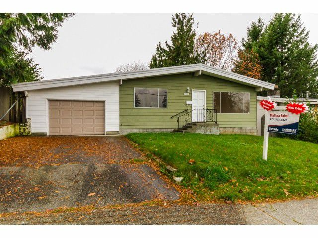 Main Photo: 2915 CLEARBROOK Road in Abbotsford: Abbotsford West House for sale : MLS®# F1426559