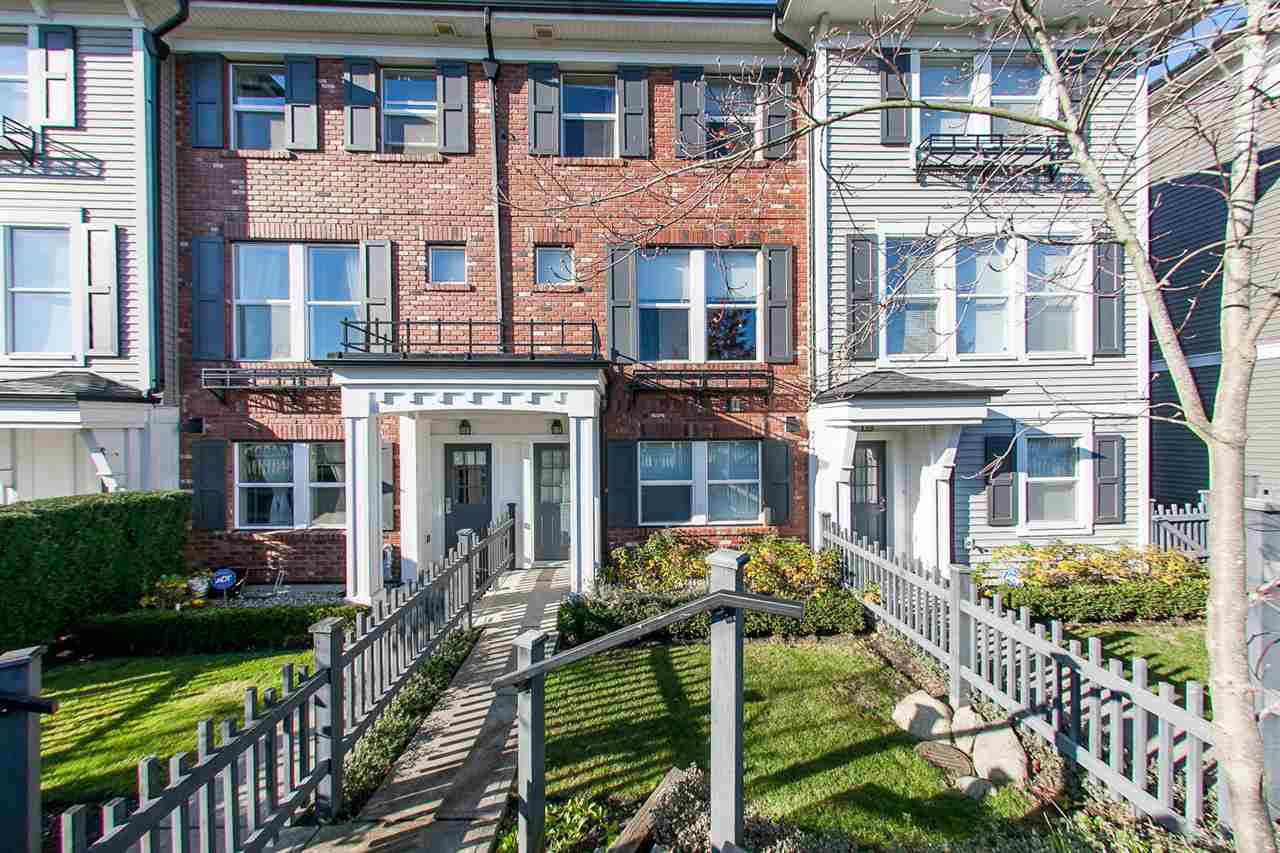 """Main Photo: 33 10415 DELSOM Crescent in Delta: Nordel Townhouse for sale in """"Equinox Sunstone"""" (N. Delta)  : MLS®# R2014235"""