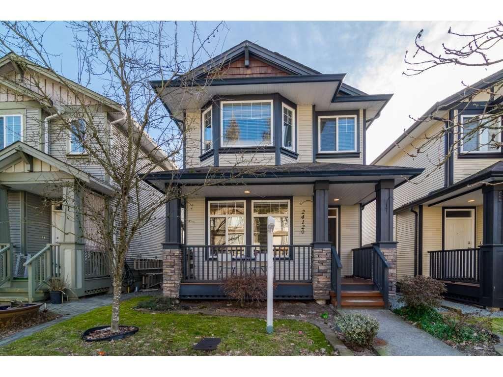 Main Photo: 24120 102B Avenue in Maple Ridge: Albion House for sale : MLS®# R2136304