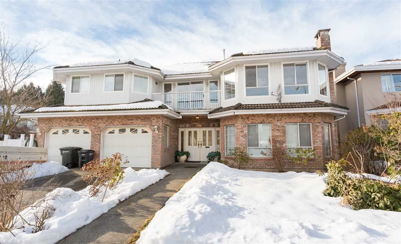 Main Photo: 6645 NOLAN Street in Burnaby: Upper Deer Lake House for sale (Burnaby South)  : MLS®# R2142421