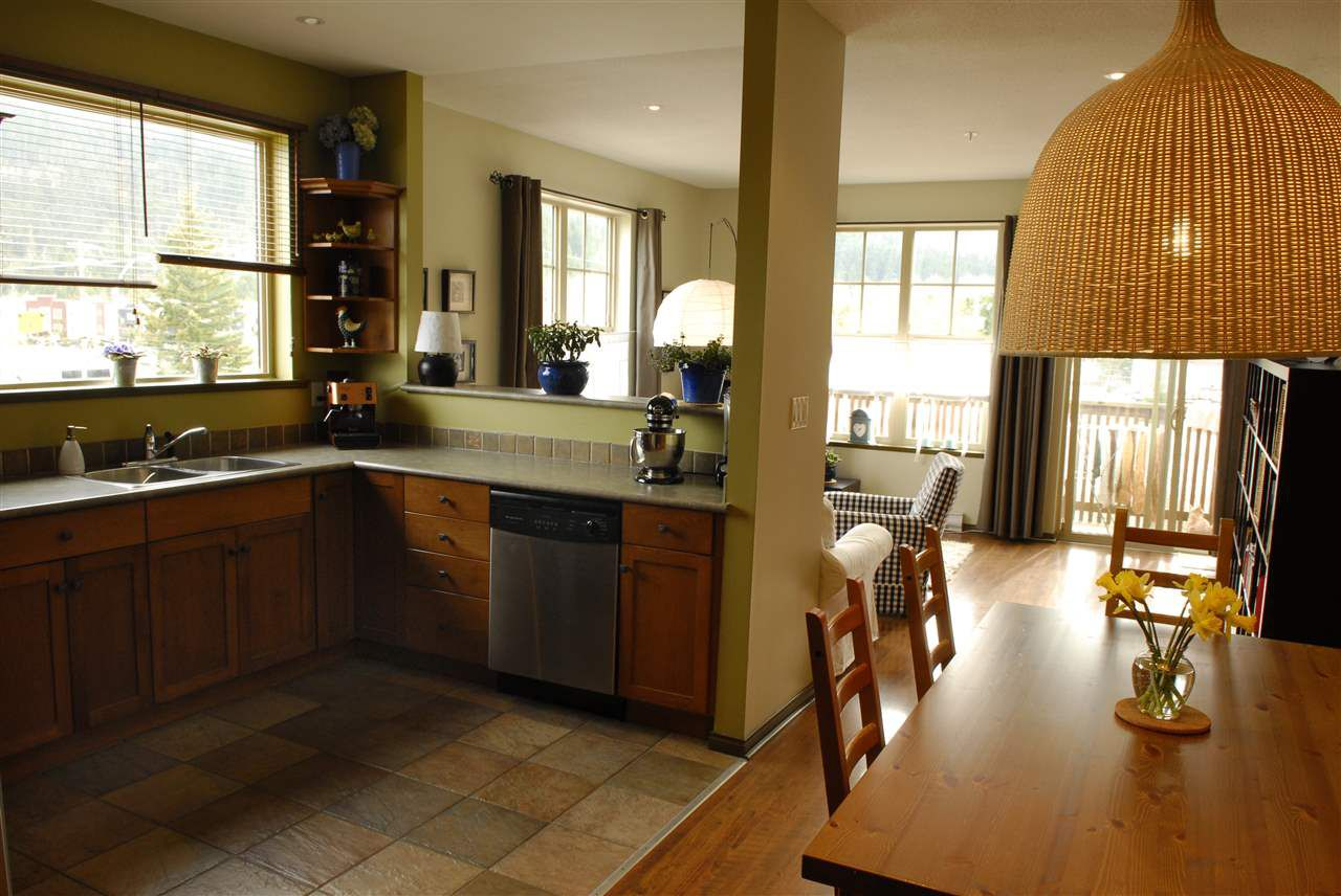 "Main Photo: 201 1436 PORTAGE Road: Pemberton Townhouse for sale in ""PORTAGE STATION"" : MLS®# R2144828"
