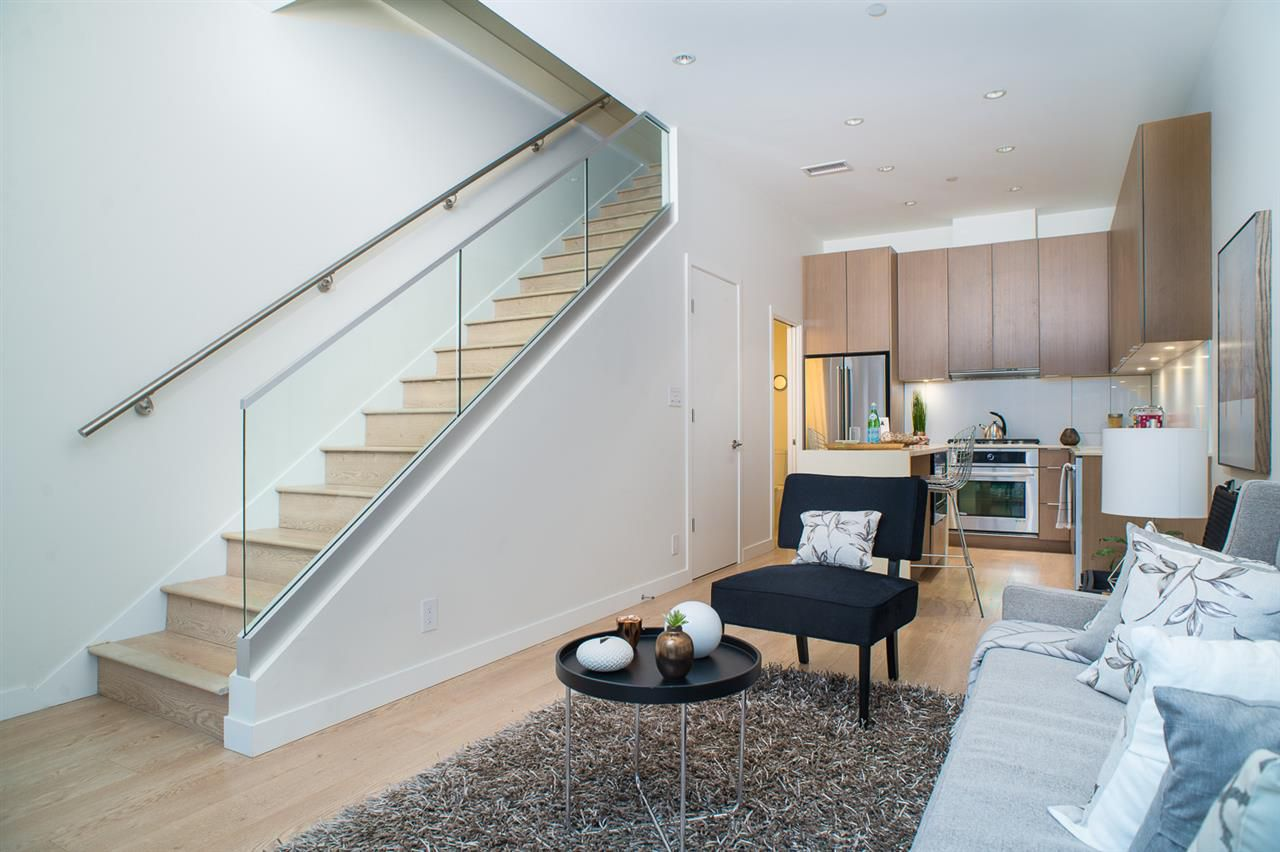 """Main Photo: 145 E 1ST Avenue in Vancouver: Mount Pleasant VE Townhouse for sale in """"BLOCK 100"""" (Vancouver East)  : MLS®# R2152091"""