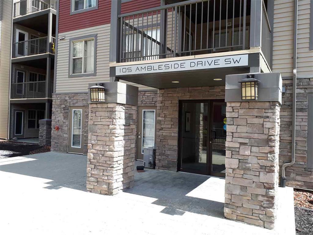 Main Photo: 407 105 Ambleside Drive: Condo for sale