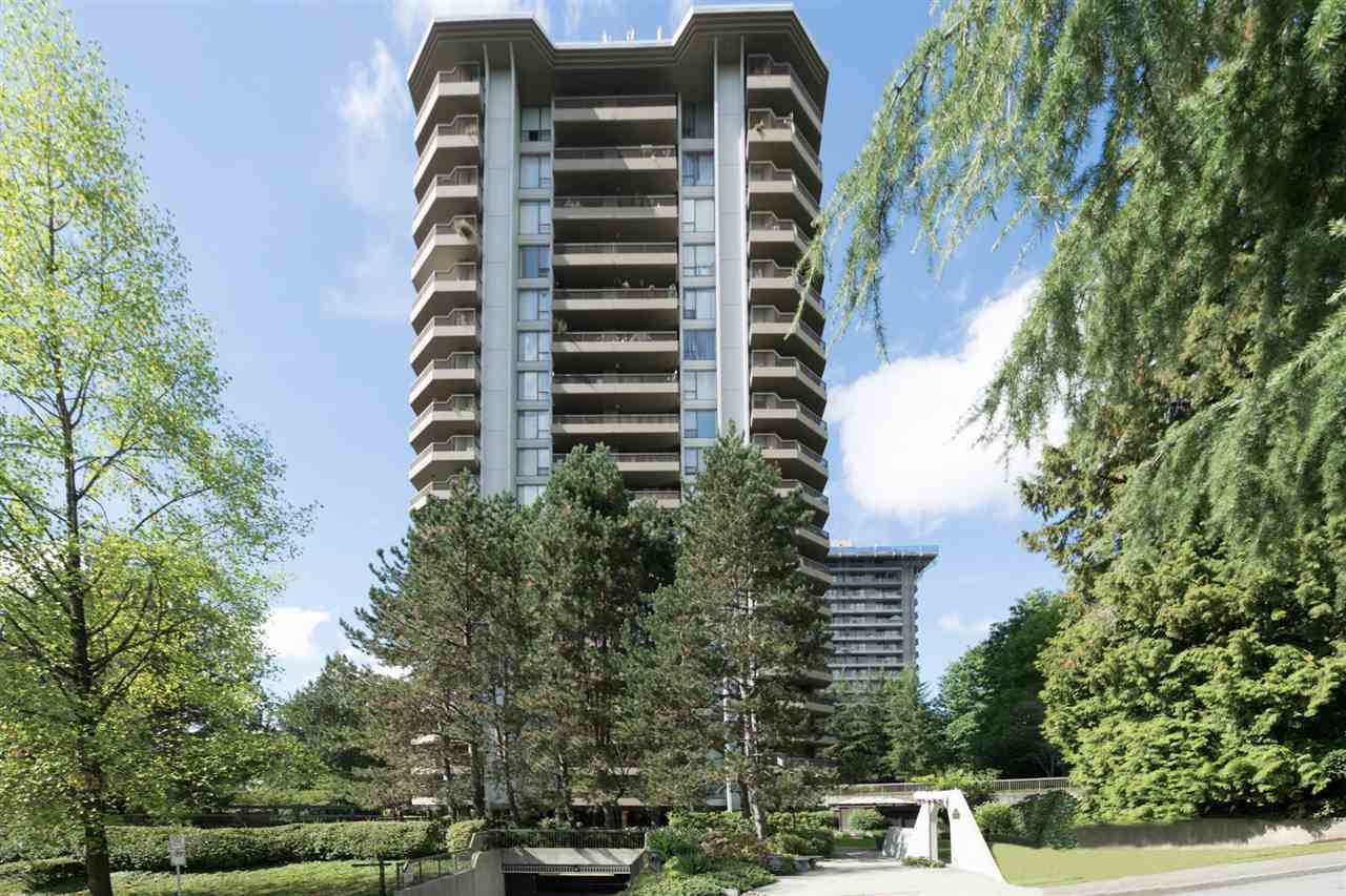 "Main Photo: 1202 2041 BELLWOOD Avenue in Burnaby: Brentwood Park Condo for sale in ""ANOLA PLACE"" (Burnaby North)  : MLS®# R2209182"