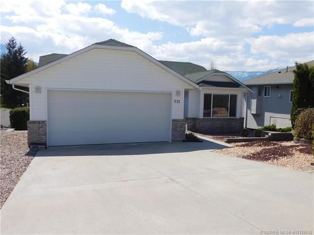 Main Photo: 331 Southeast 17 Street in Salmon Arm: House for sale (SE Salmon Arm)  : MLS®# 10152514
