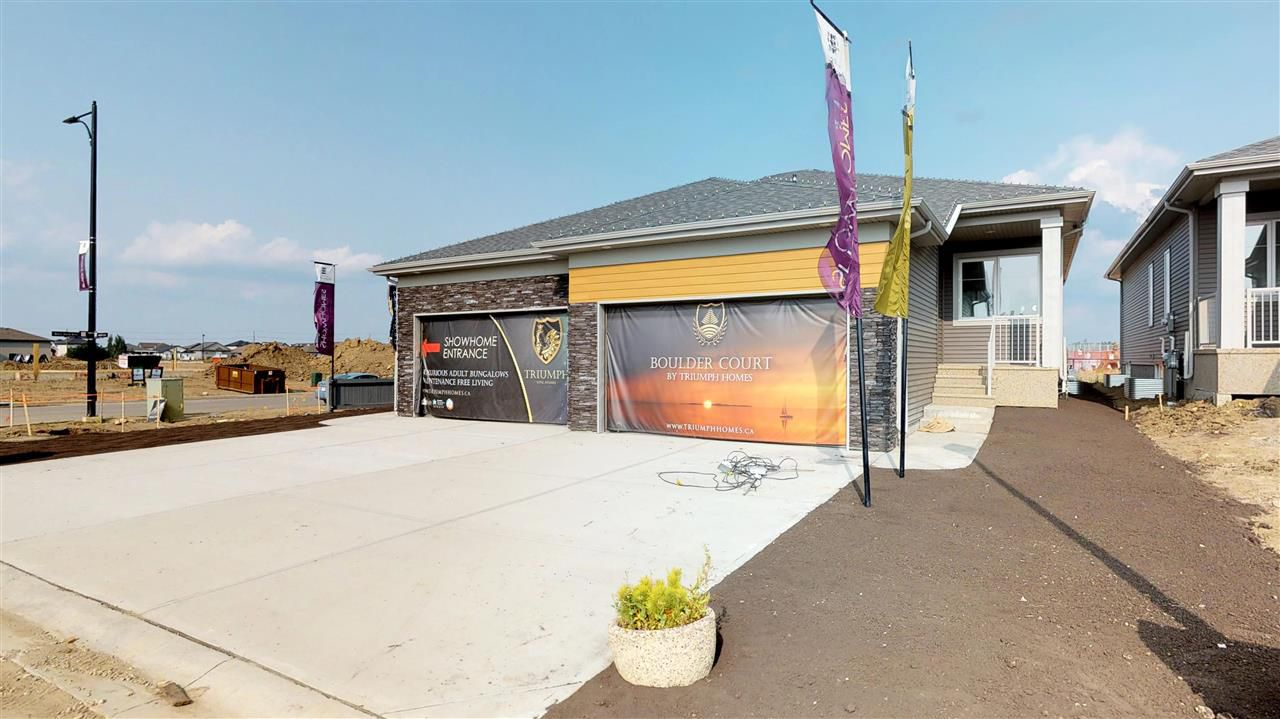 Main Photo: 17 Boulder Court: Leduc House Half Duplex for sale : MLS®# E4123461