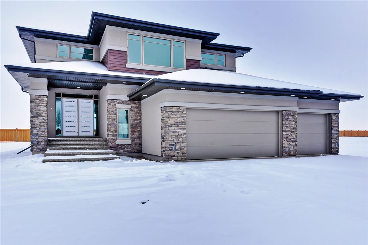 Main Photo: 676 Howatt Drive SW in Edmonton: Zone 55 House for sale : MLS®# E4133759