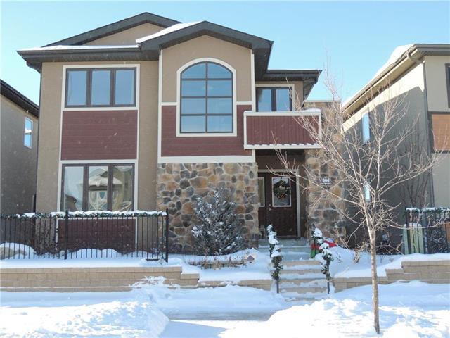 Main Photo: 604 Sage Creek Boulevard in Winnipeg: Sage Creek Residential for sale (2K)  : MLS®# 1832082