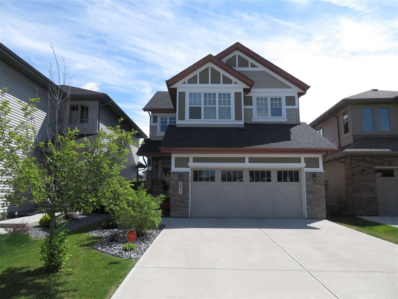 Main Photo: 2815 ANDERSON Place in Edmonton: Zone 56 House for sale : MLS®# E4141851