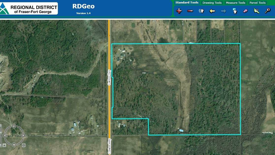 "Main Photo: 20350 S 97 Highway in Prince George: Buckhorn House for sale in ""BUCKHORN"" (PG Rural South (Zone 78))  : MLS®# R2353832"