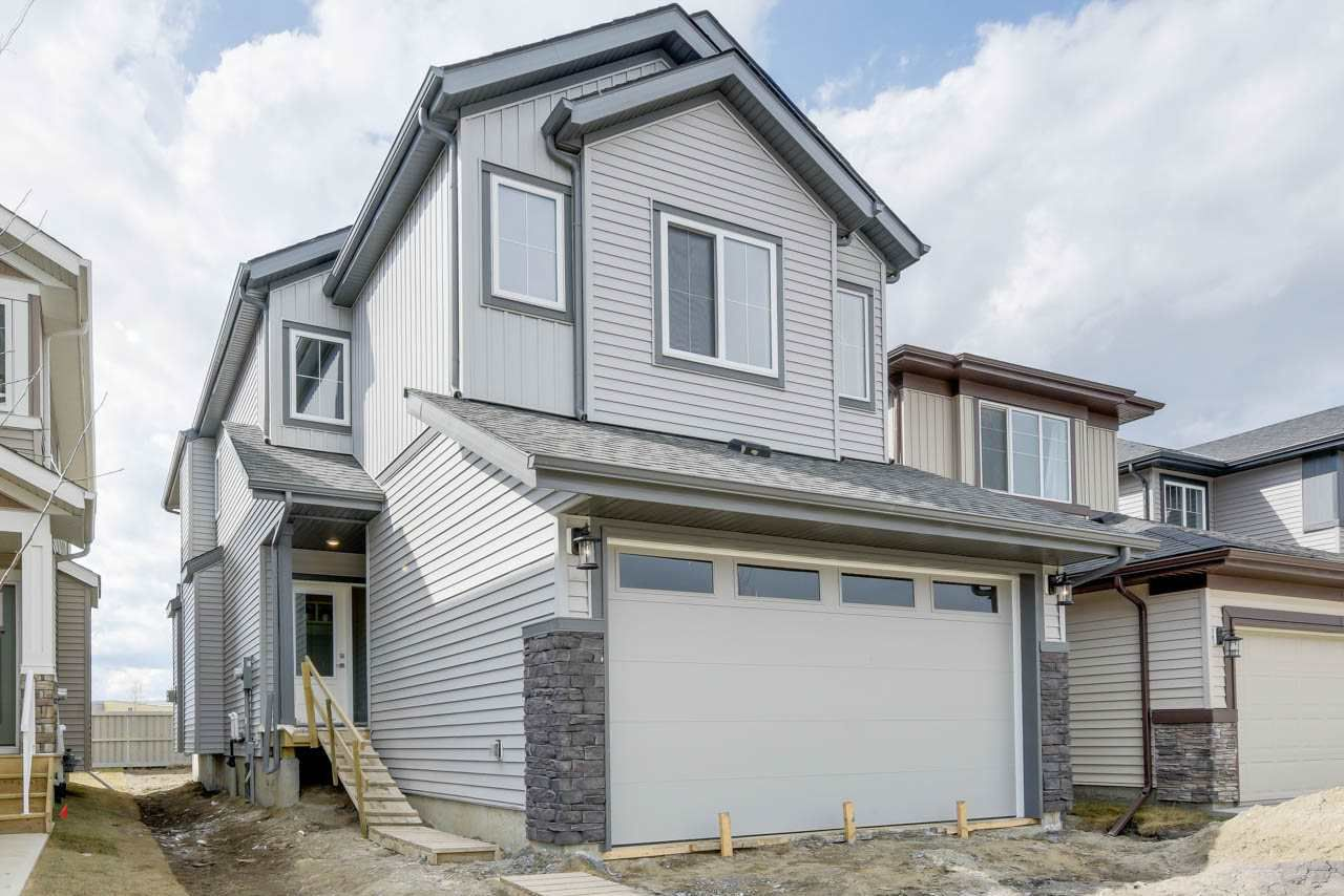 Main Photo: 8539 CUSHING Place in Edmonton: Zone 55 House for sale : MLS®# E4151679