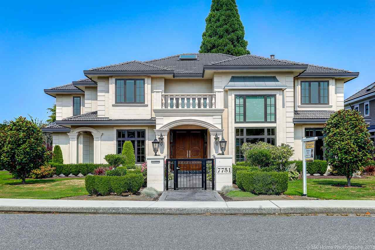 """Photo 1: Photos: 7751 SUNNYHOLME Crescent in Richmond: Broadmoor House for sale in """"Sunnymede"""" : MLS®# R2361930"""