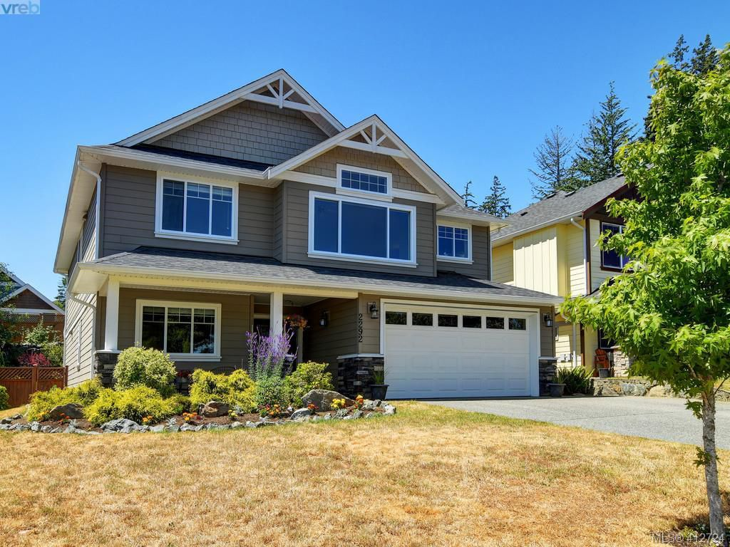 Main Photo: 2292 N French Road in SOOKE: Sk Broomhill Single Family Detached for sale (Sooke)  : MLS®# 412724