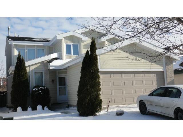 Main Photo: 83 Hedgestone Crescent in WINNIPEG: St Vital Residential for sale (South East Winnipeg)  : MLS®# 1201094