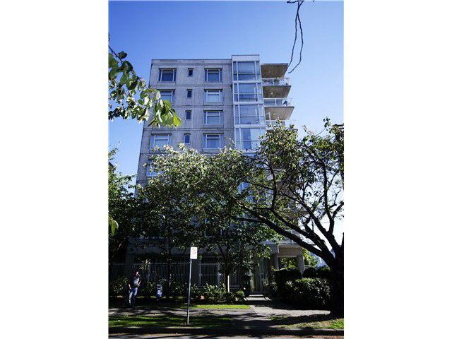 Main Photo: # 301 1150 BUTE ST in Vancouver: West End VW Condo for sale (Vancouver West)  : MLS®# V1011292