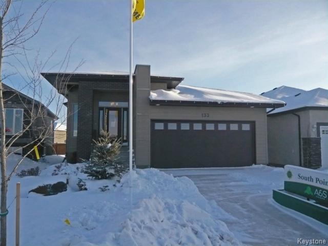 Main Photo: 133 Drew Street in WINNIPEG: Fort Garry / Whyte Ridge / St Norbert Residential for sale (South Winnipeg)  : MLS®# 1400512
