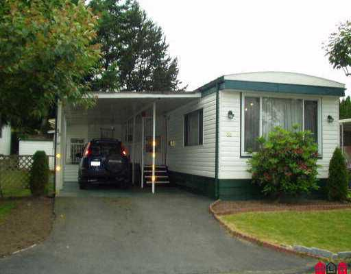 Main Photo: 88 7790 KING GEORGE HY in Surrey: East Newton Manufactured Home for sale : MLS®# F2612968